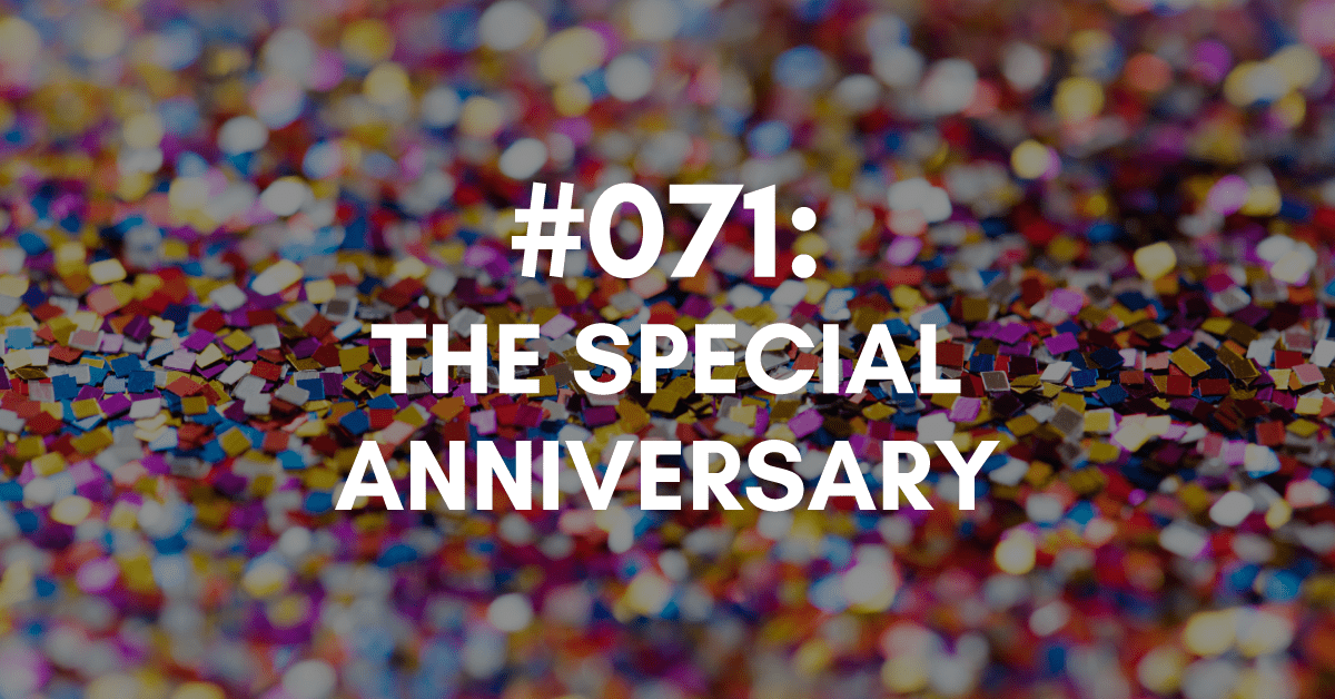 The Special Anniversary